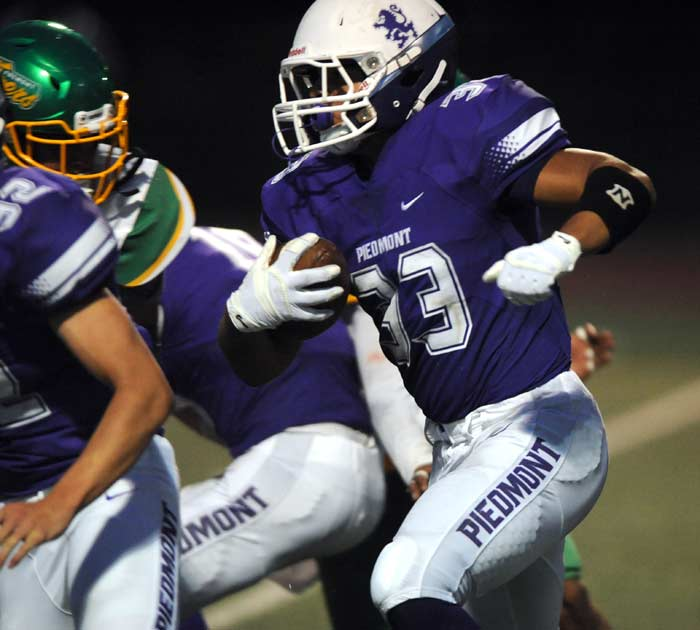 Piedmont gets past Salesian at home