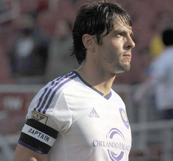 MLS Soccer - Kaka. Photo by Eric Taylor
